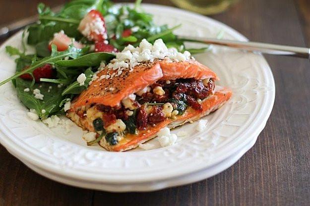 Salmon For Easter Dinner  16 Easter Dinner Ideas DIY Ready