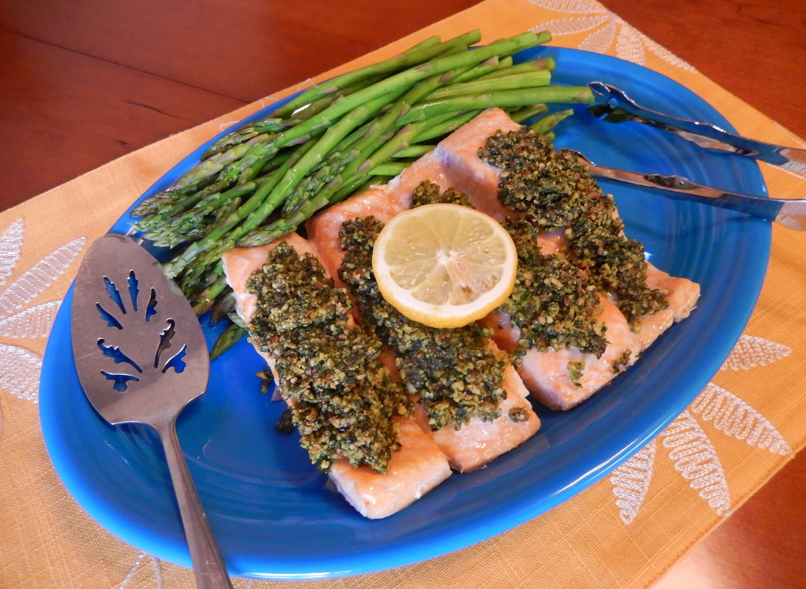 Salmon For Easter Dinner  theworldaccordingtoeggface Easy Elegant Healthy and