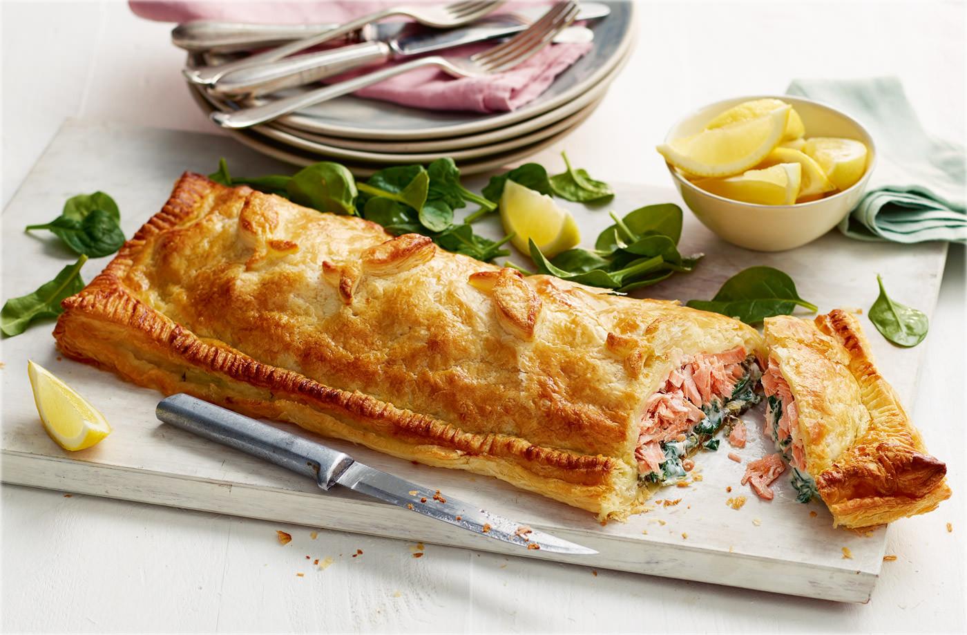 Salmon For Easter Dinner  Frank s Accidental Easter Salmon Recipe