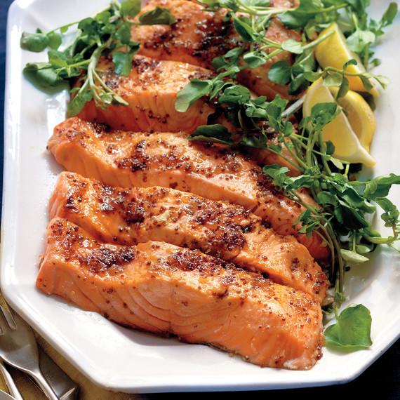 Salmon For Easter Dinner  Salmon Shines in This Simple Easter Dinner for a Crowd