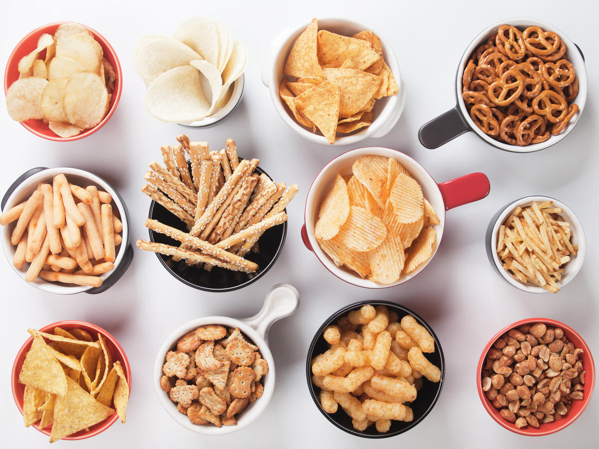 Salty Healthy Snacks  7 Ways to Keep Food Tasty While Decreasing Your Sodium