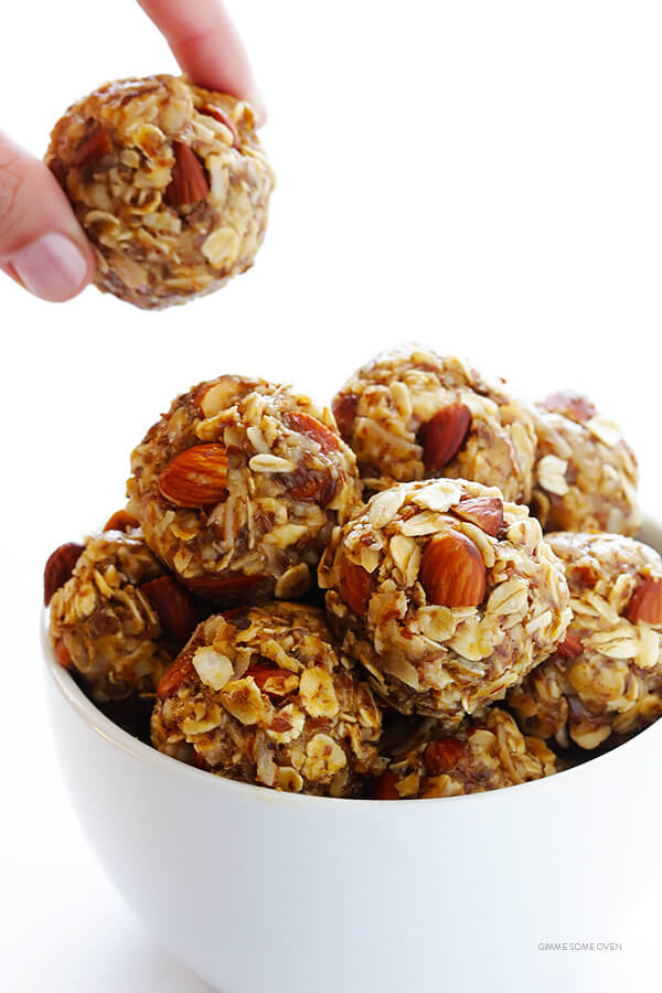 Salty Healthy Snacks  Sweet and Salty Energy Bites