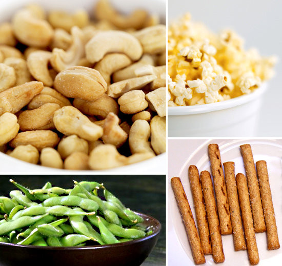 Salty Healthy Snacks  Healthy Snacks for Kids for Work for School for Weight