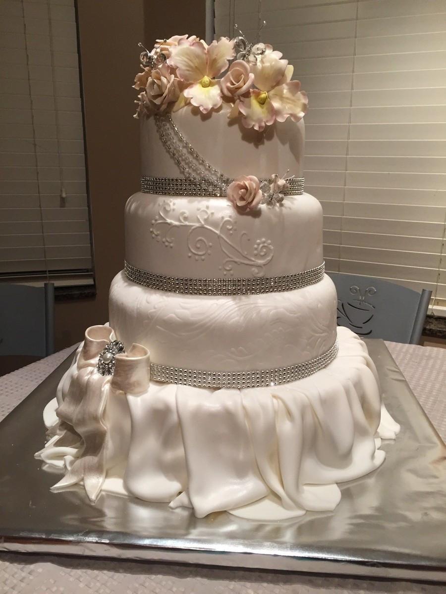 Sam Club Wedding Cakes Cost  Sam s Designer Cakes and More inc Wedding Cake