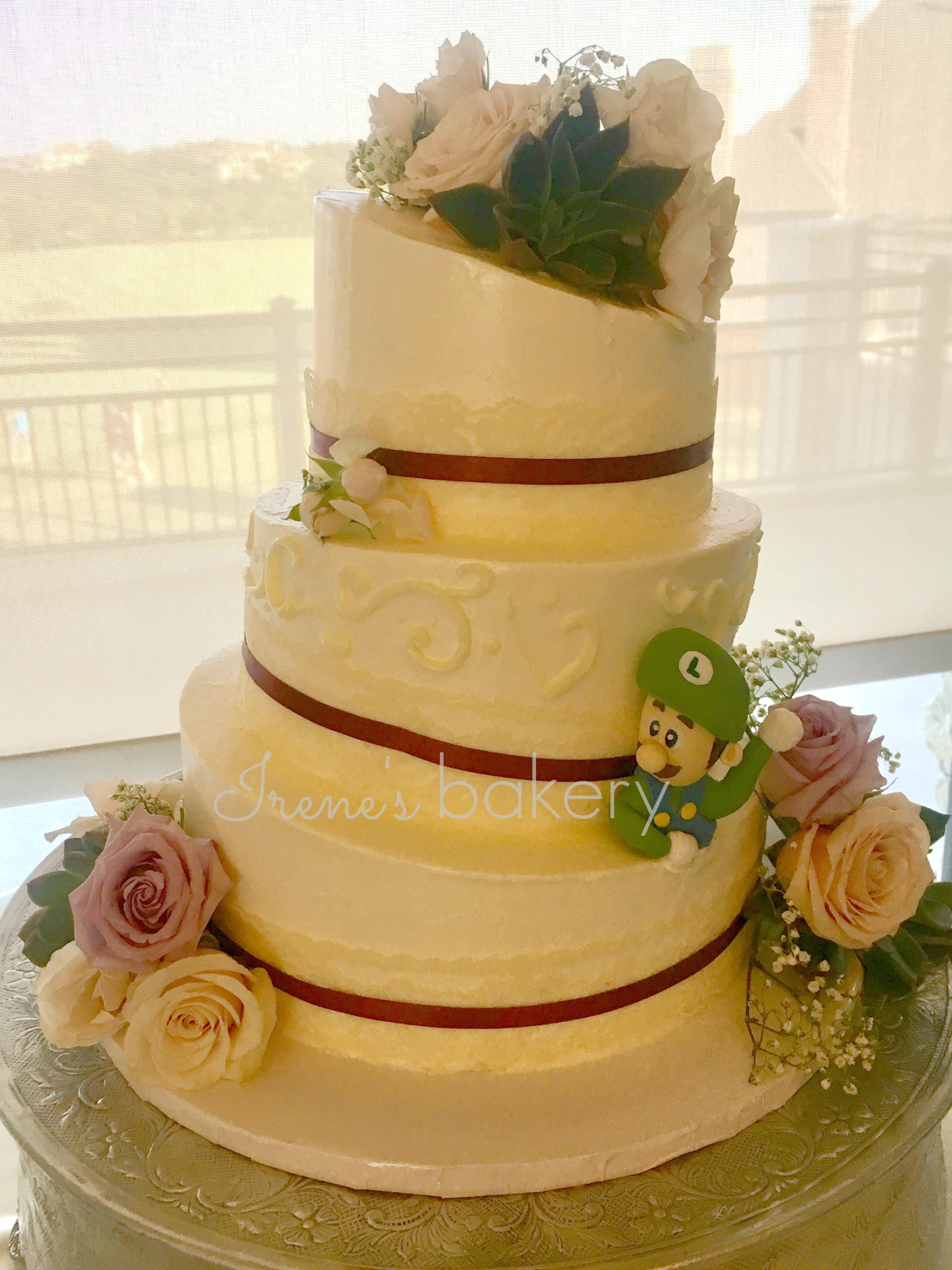 Sam'S Bakery Wedding Cakes  Wedding Cakes irenes bakery