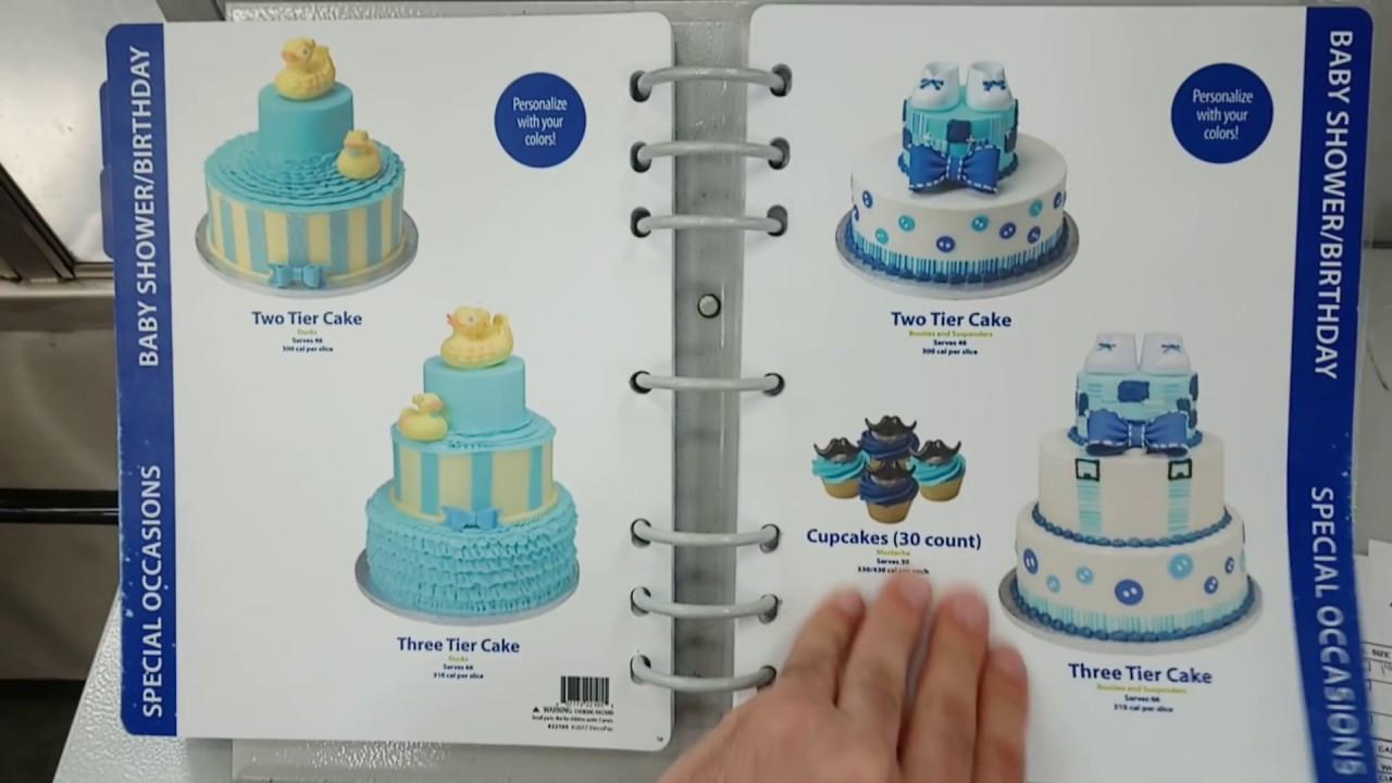 Sam'S Club Wedding Cakes  sams club cake order form