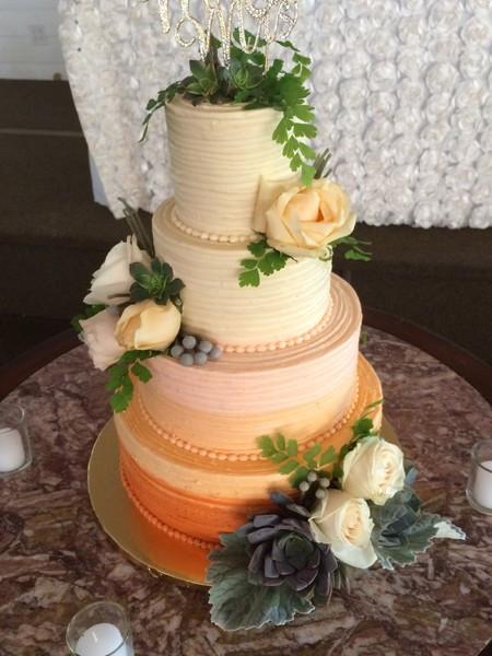 San Diego Wedding Cakes  Cute Cakes Escondido and San Diego CA Wedding Cake