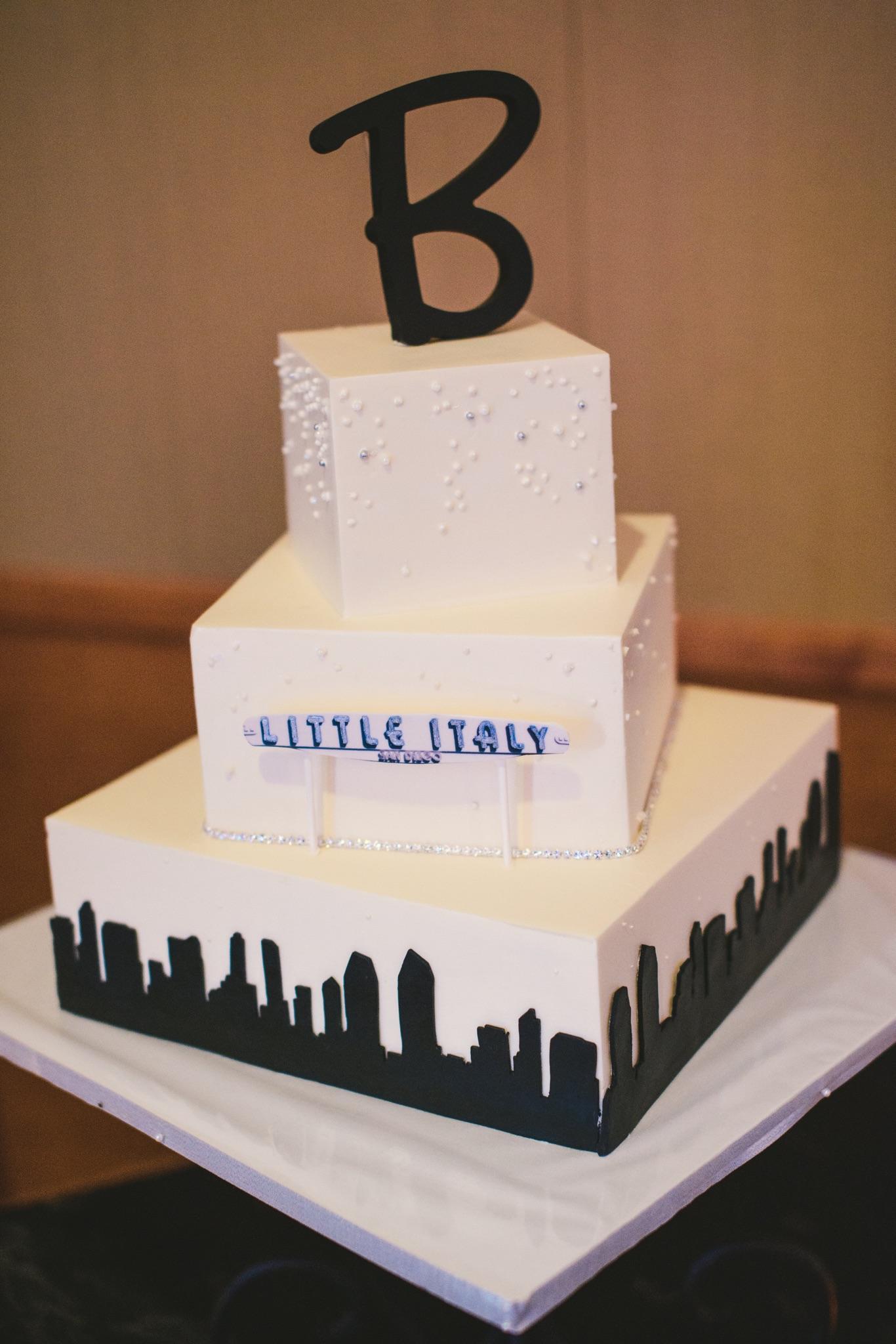 San Diego Wedding Cakes  Wedding Cake Gallery