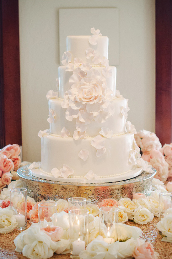 Santa Barbara Wedding Cakes  Blog Elegant Santa Barbara Wedding Wedding Lighting Ideas