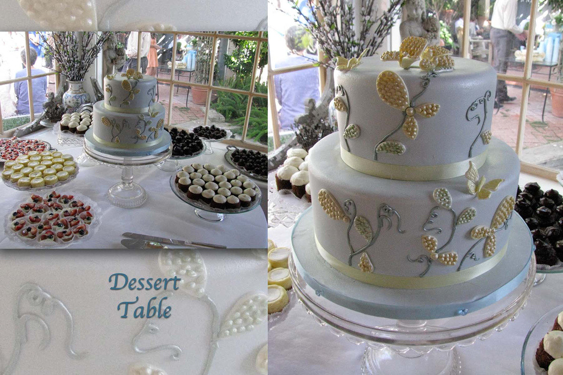 Santa Barbara Wedding Cakes  My perfect wedding cake The Cakery Santa Barbara County