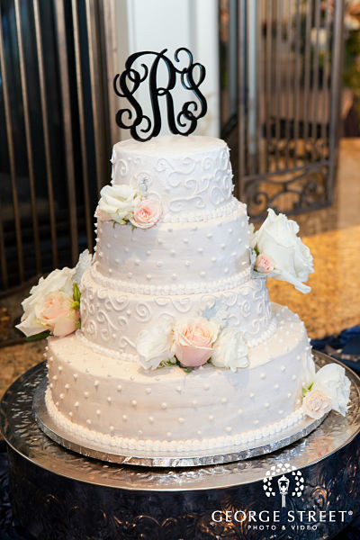 Santa Barbara Wedding Cakes  Gallery DoubleTree Resort Santa Barbara