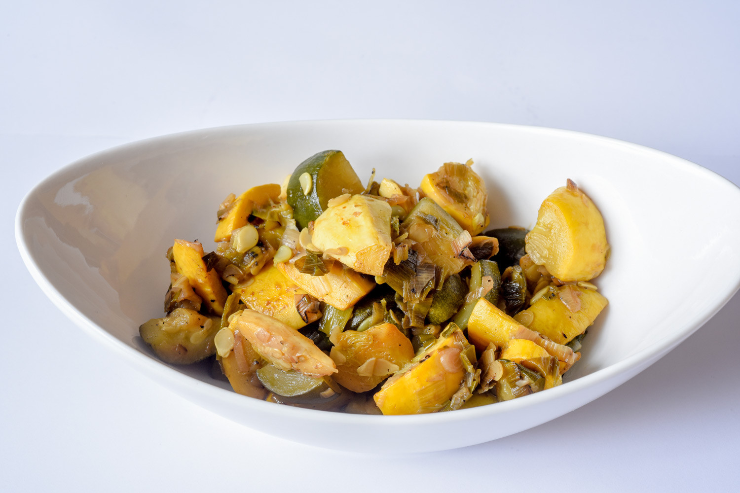 Sauteed Summer Squash  Sauteed Squash and ions Med Instead of Meds