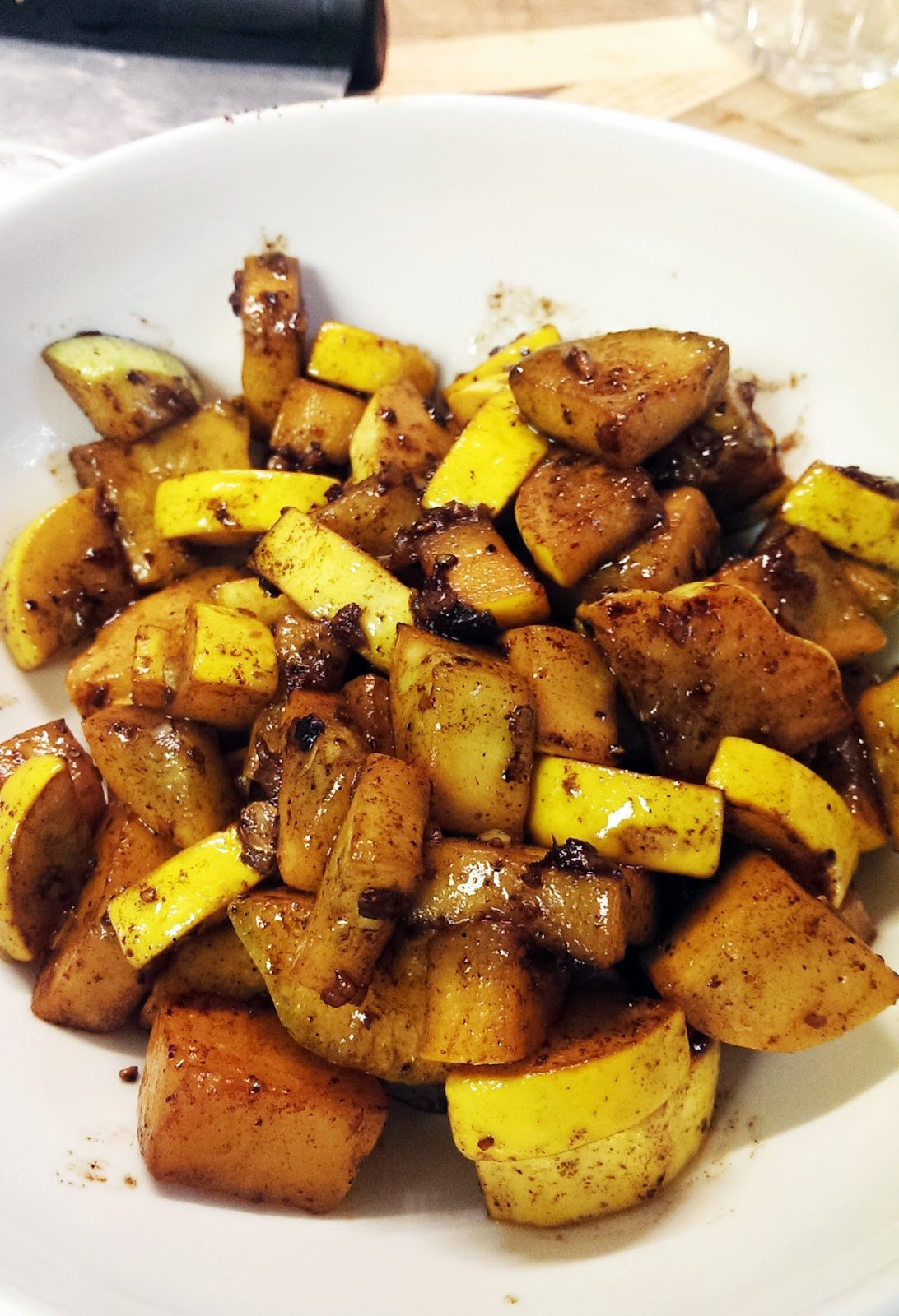 Sauteed Summer Squash  For the Love of Food Simple Sauteed Summer Squash and