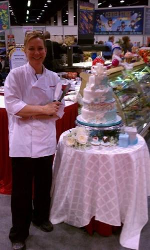Schnucks Wedding Cakes  Schnucks cake decorator captures national title News