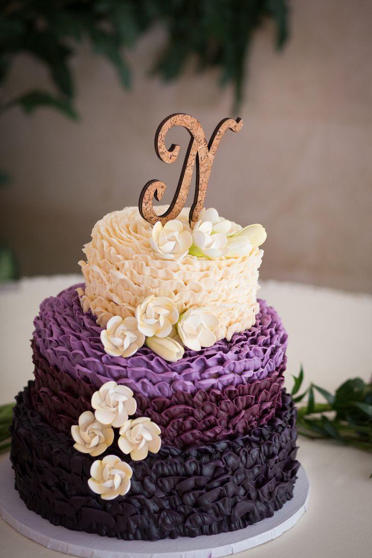Schnucks Wedding Cakes  A Romantic Rustic Vineyard Wedding at the Villa Marie