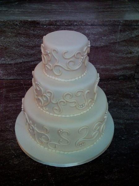 Seattle Wedding Cakes  Let Them Eat Cake Reviews & Ratings Wedding Cake