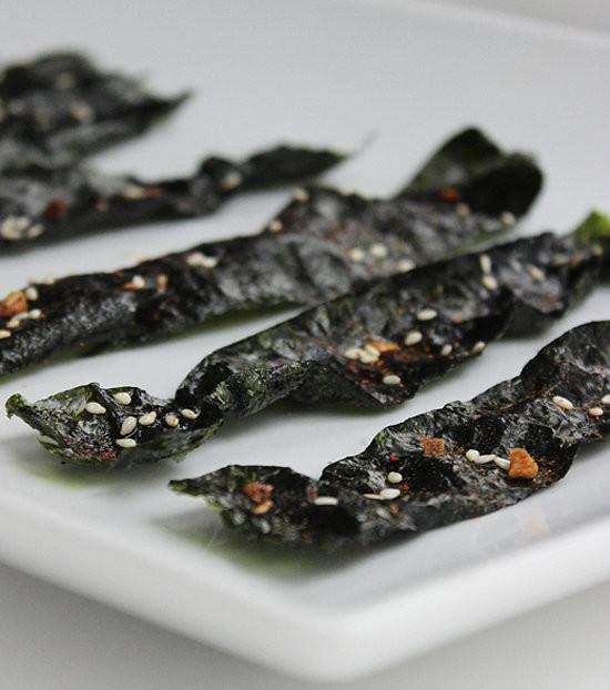 Seaweed Snacks Healthy  32 Healthy Paleo Diet Recipes