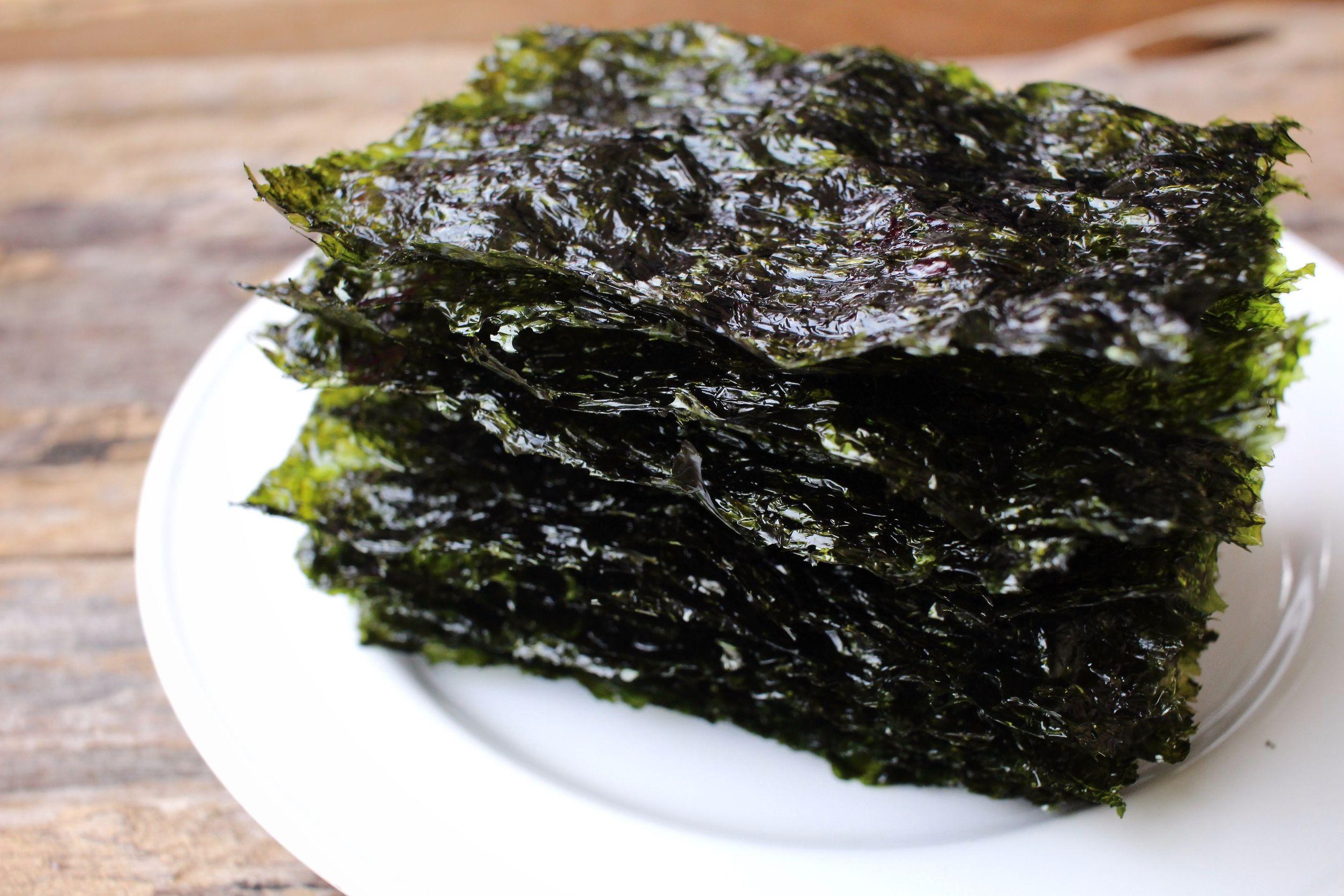 Seaweed Snacks Healthy  20 Top Health Benefits of Roasted Seaweed 1 Healthy