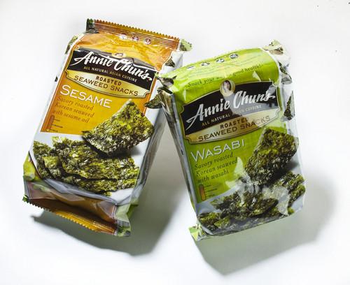 Seaweed Snacks Healthy  Healthy Packaged Snacks