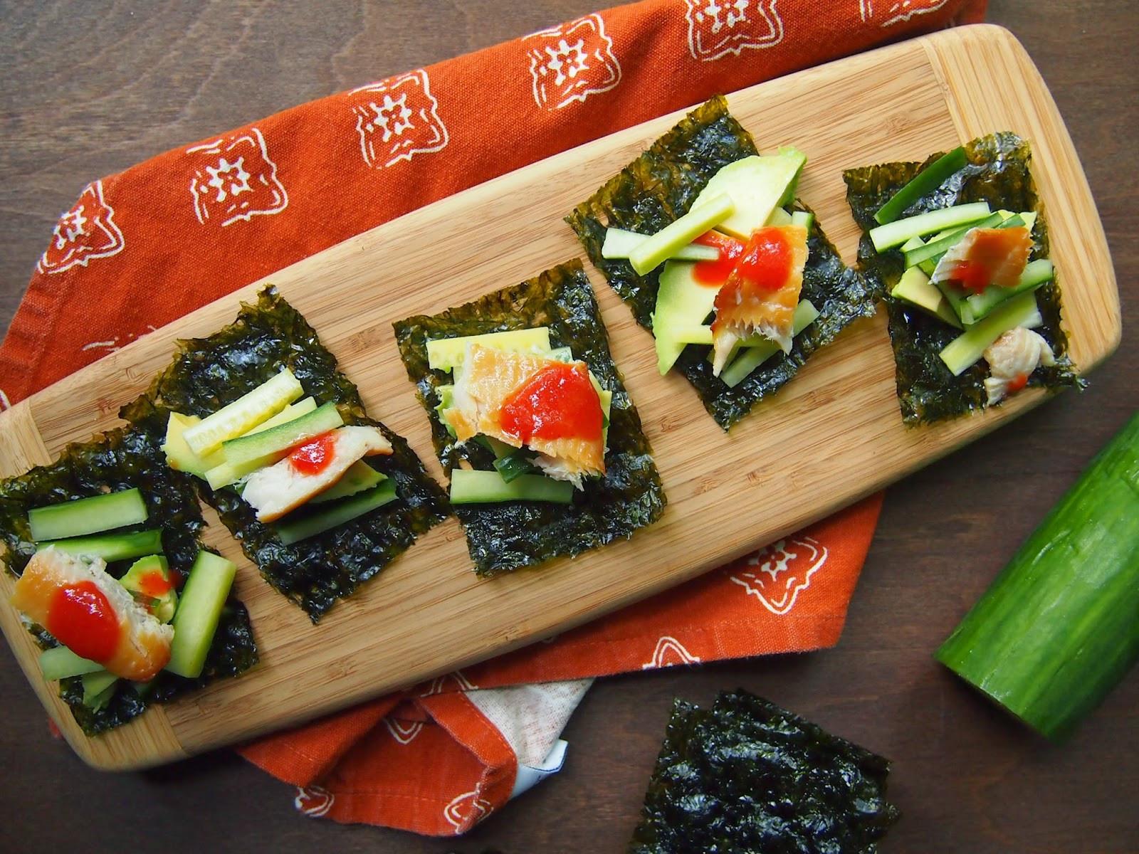 Seaweed Snacks Healthy  The Next Superfood You Should Try Seaweed Cal EZ