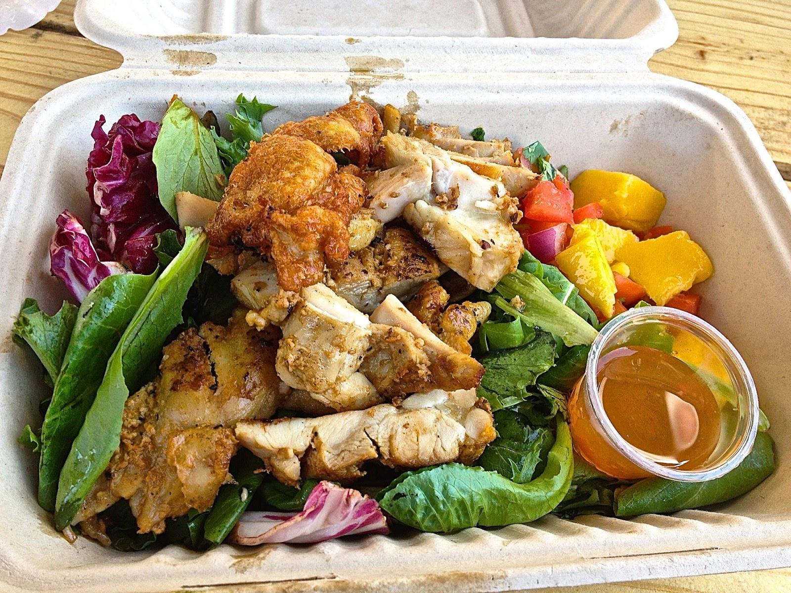 Semi Healthy Snacks  Places I ve Eaten NAKED CHORIZO SEMI HEALTHY FOOD TRUCK EATS
