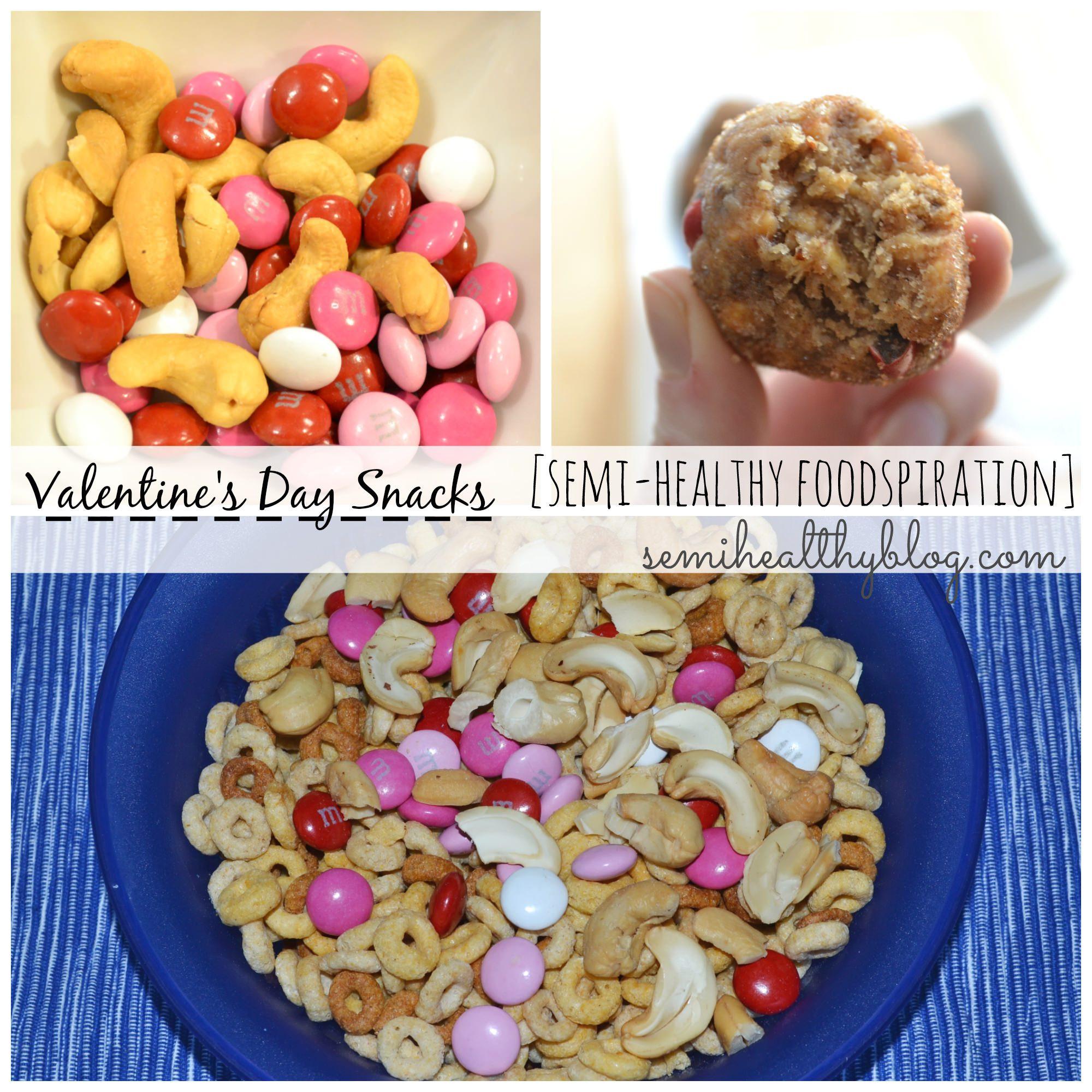 Semi Healthy Snacks  Semi Healthy Foodspiration 2