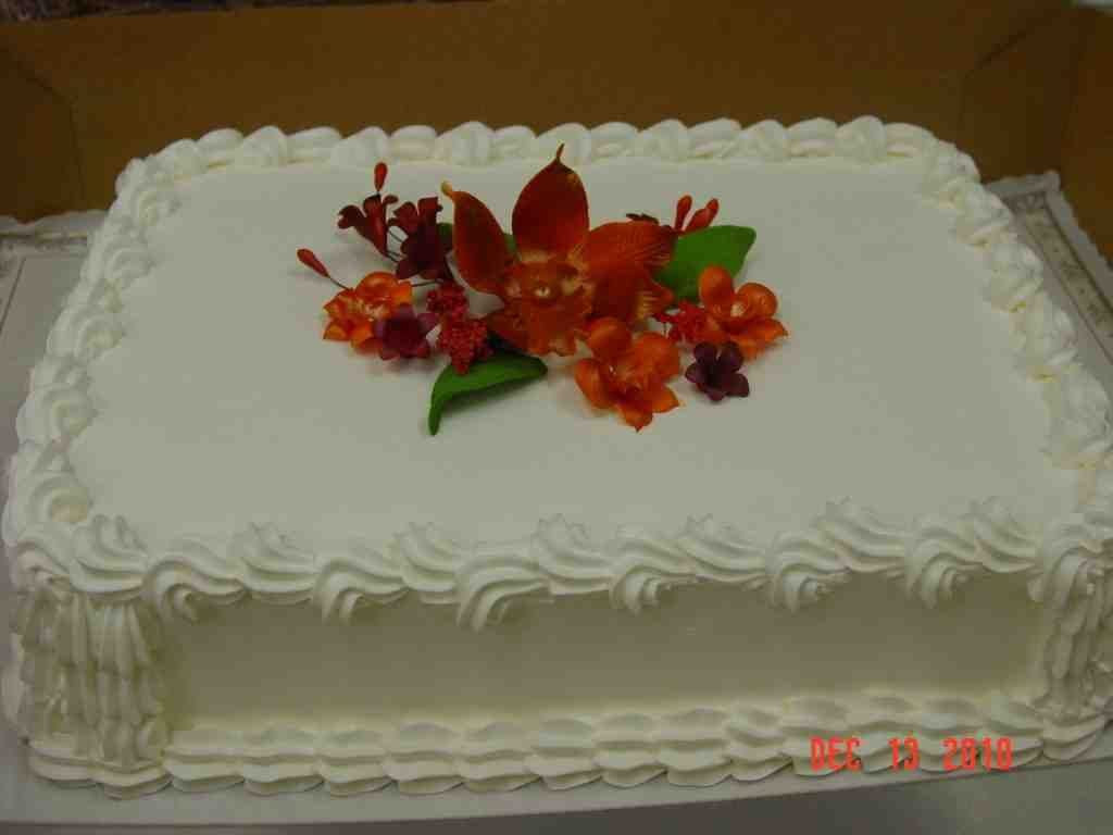 Sheet Cake Wedding  Wedding Sheet Cake Ideas Wedding Cake Ideas
