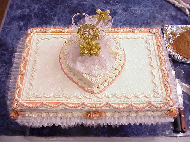 Sheet Cakes For Wedding  Connies CakeBox Wedding Sheet Cakes
