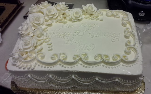 Sheet Wedding Cakes  Cut down your wedding costs by ordering a sheet cake