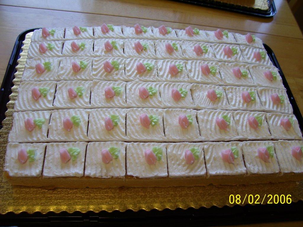 Sheet Wedding Cakes  11 Writing Sheet Cakes For Wedding Reception