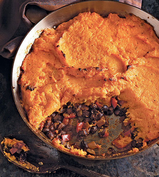 Shepherd'S Pie Healthy  5 Delicious Meatless Meals from Meatless All Day Recipes