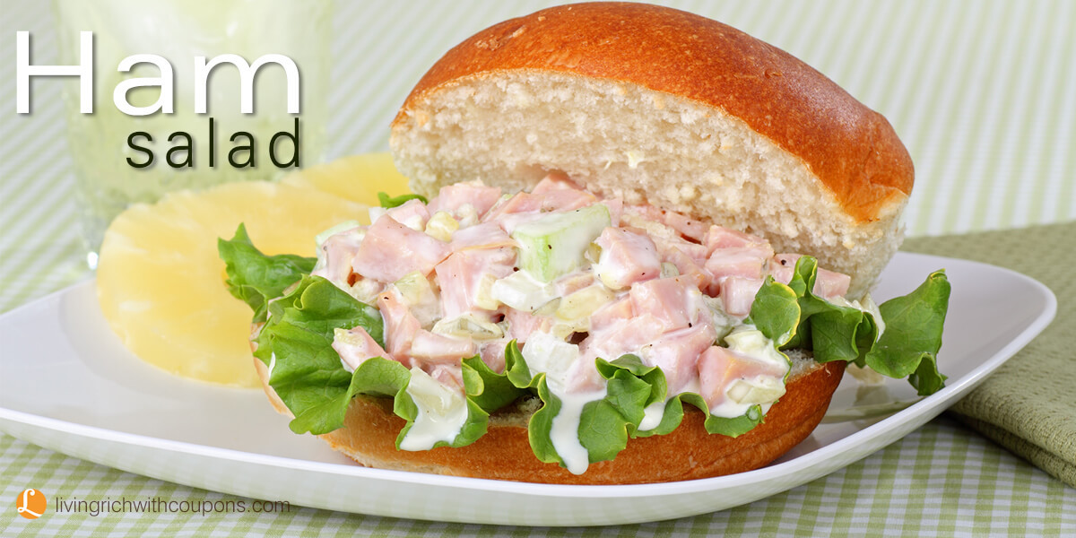 Shoprite Free Ham Easter  Leftover Ham Ideas and Ham Salad RecipeLiving Rich With