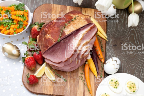 Shoprite Free Ham Easter 2019  Free ham dinner and Royalty Free Stock