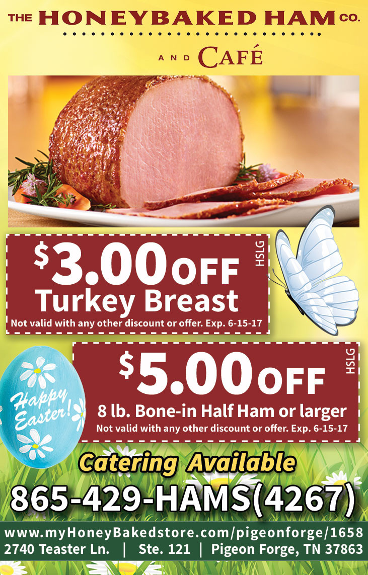 Shoprite Free Ham Easter 2019  Place Your Easter Sunday Order Today Hometown Sevier