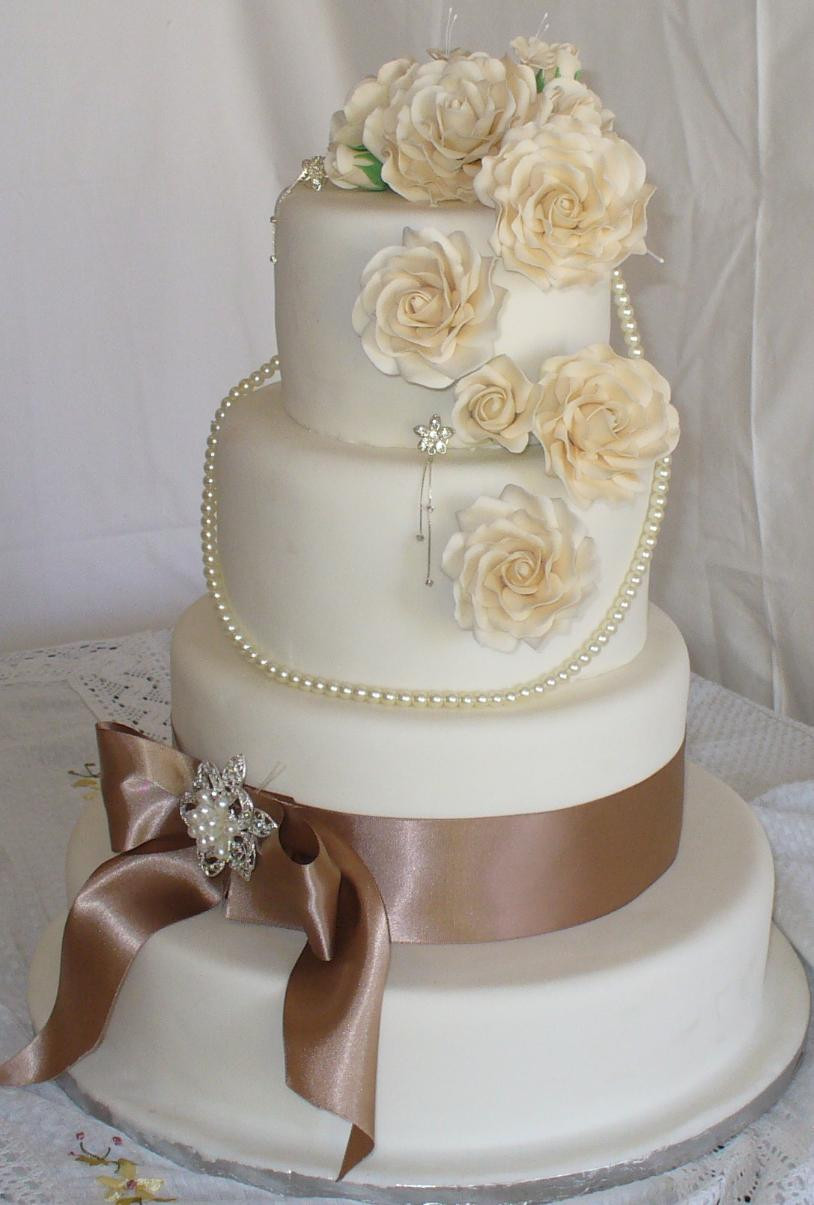 Shoprite Wedding Cakes  Adorn and Make Your Wedding Cakes Your Own Shoprite