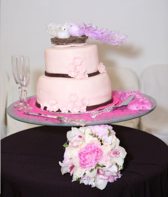 Show Me Wedding Cakes  Show me all your homemade wedding cakes