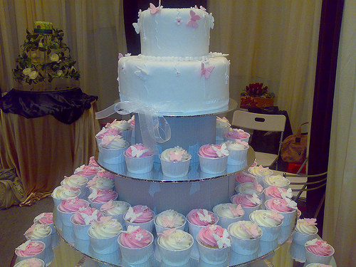 Show Me Wedding Cakes  Show me your Cupcake Cake Beauty & Health Project