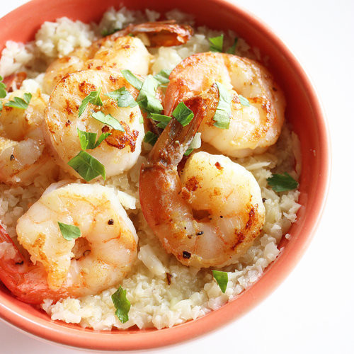 Shrimp And Grits Healthy  Healthy Shrimp and Grits