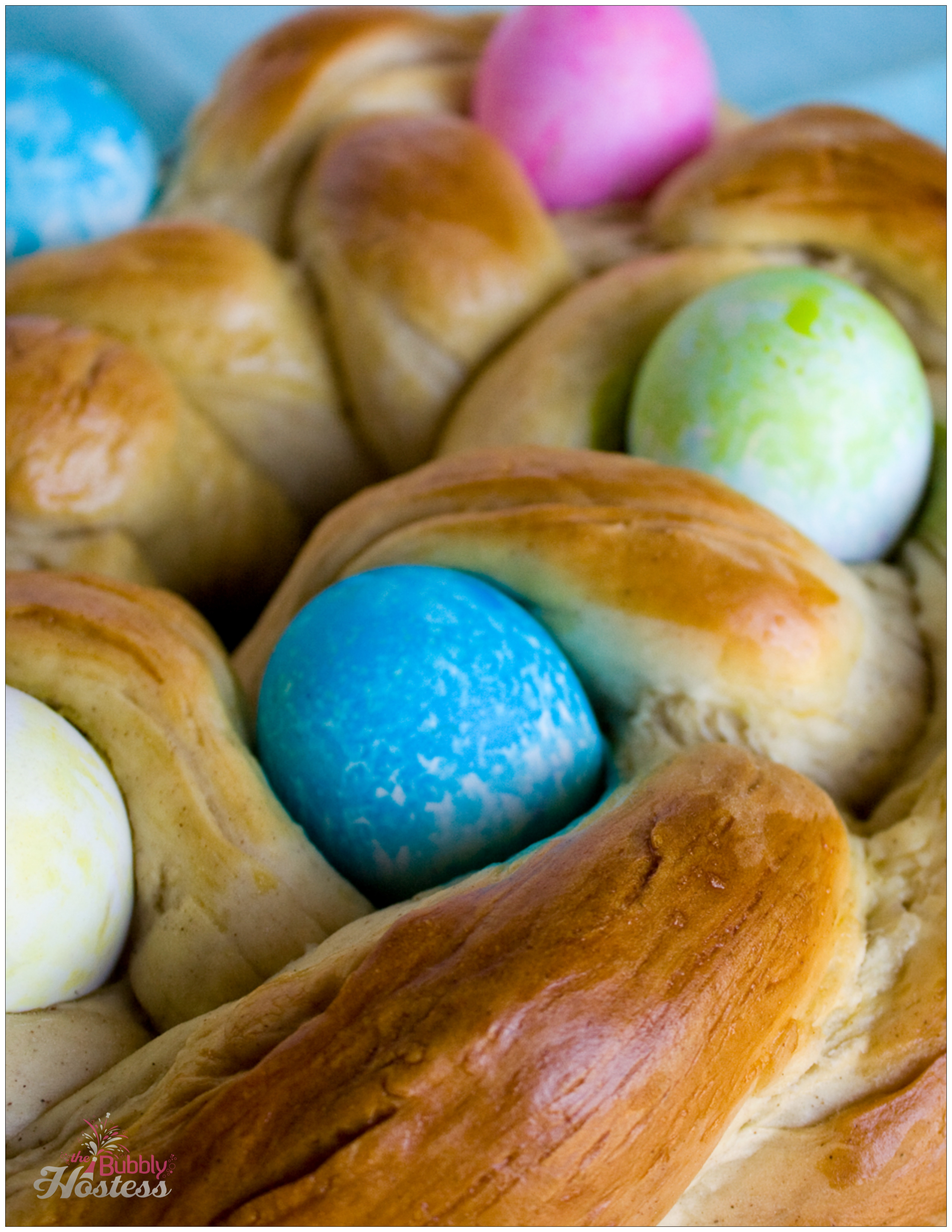 Sicilian Easter Bread  Sicilian Easter Ring – The Bubbly Hostess