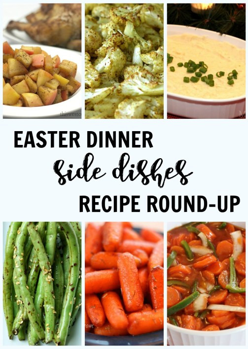 Side Dishes For Easter Dinner Ideas  Easter Dinner Side Dishes Recipe Round Up Modern Mama