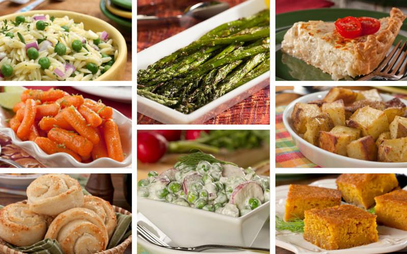 Sides For Easter Dinner  Recipes for a Traditional Easter Dinner Mr Food s Blog
