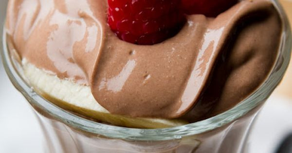 Silken Tofu Dessert Recipes Healthy  vegan chocolate pudding made with silken tofu from