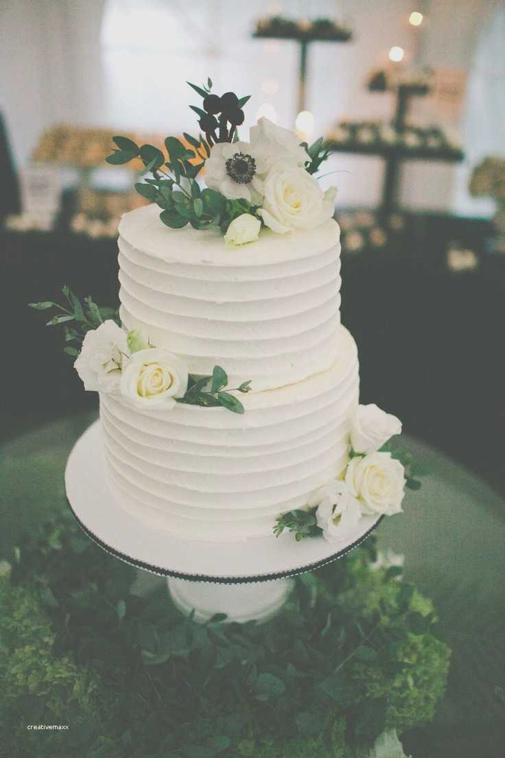 Simple 2 Tiered Wedding Cakes  Elegant Simple Two Tier Wedding Cake Creative Maxx Ideas