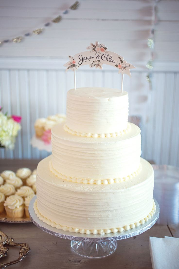 Simple 3 Tiered Wedding Cakes  23 best images about Hello SIXTY on Pinterest