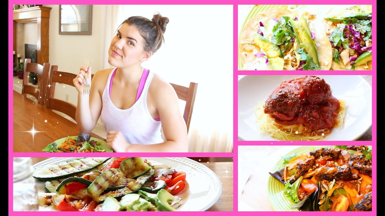 Simple And Healthy Dinners  Simple & Healthy Dinner Ideas