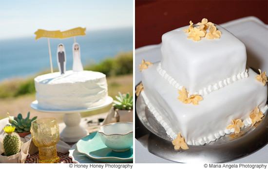 Simple Beach Wedding Cakes  Top 5 Beach Wedding Cake Ideas
