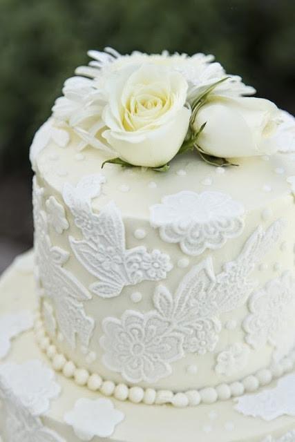 Simple Buttercream Wedding Cakes  Simple wedding cake designs buttercream