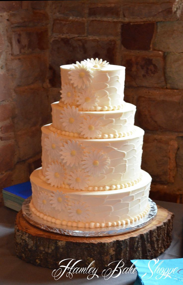 Simple Buttercream Wedding Cakes  Simple Buttercream Wedding Cake Ideas and Designs