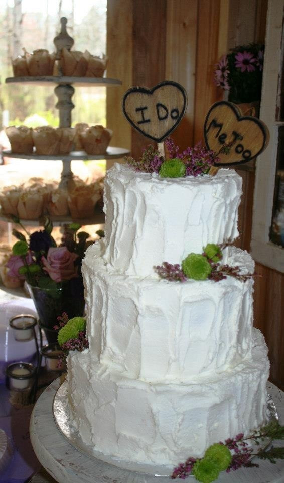 Simple Country Wedding Cakes  Simple country wedding cakes idea in 2017