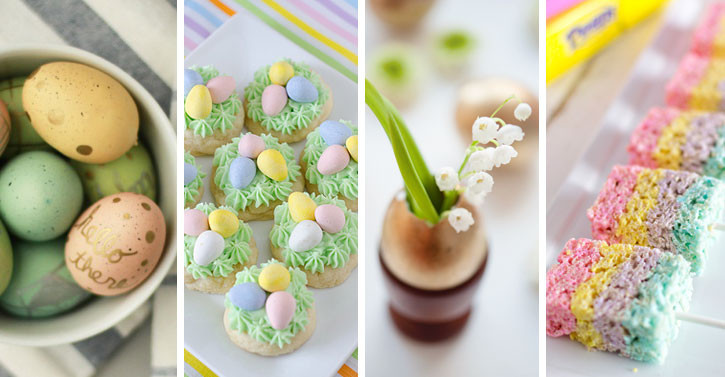 Simple Easter Desserts  18 Easy Easter Desserts and Crafts